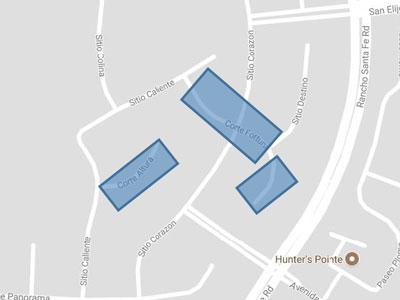 La Costa Oaks Tree Map 03